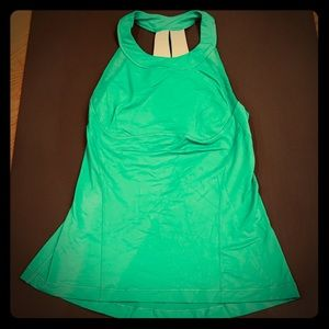 Lululemon run tank top